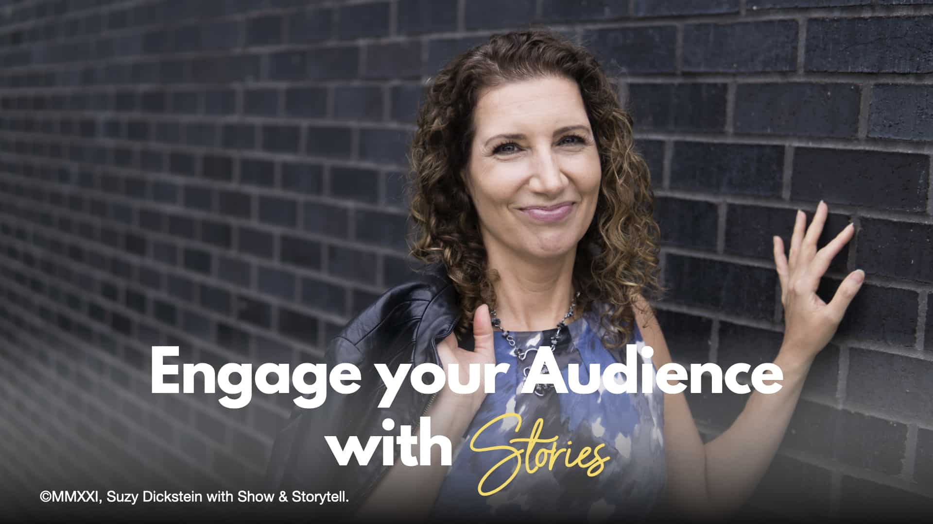 Engage your Audience with Stories - Cover.001